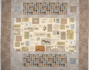 Finished Quilt - A Field Guide