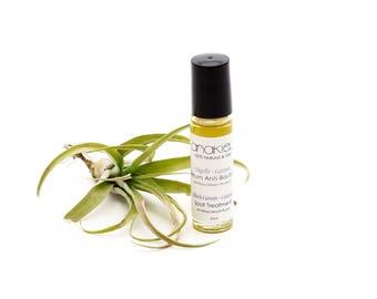 Spot Treatment Serum Combination + Oily + Acne. 100%Natural. Organic Nigella Oil. Blemish Control.Organic Skin Care