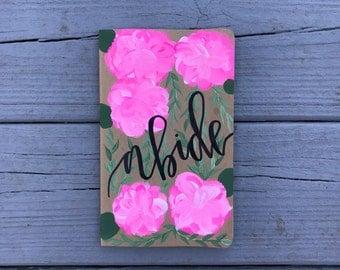 Moleskine Journal, Custom Handwriting, Personalized Journal, Writing Journal, Prayer Journal, Bible Journaling, Gift For Her, Valentines Day