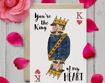 King of my heart