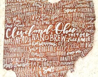 Cleveland, ohio restaurants and bars