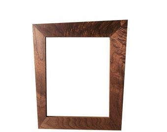 Trapezoid Picture Frames, Danish Modern Picture Frames, Mid Century Trapezoid Picture Frames, Art Frames, Mid Century Inspired