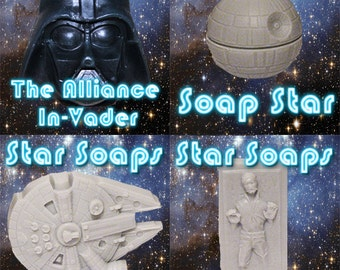 Star Soap Set