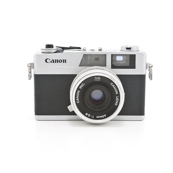 Canon Canonet 28 35mm Rangefinder Camera By Shutterlightoc