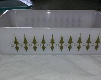 Austrailian Agee Pickett Fence Baking Dish/SS******free shipping