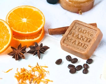 100% Handmade Soap Bars