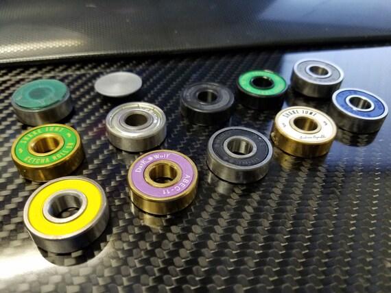 Fidget Spinner Bearing colors