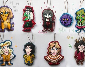 Booshnaments!