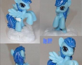 Custom OOAK Blind Bag My Little Pony Toy by JoshsPonyPrincess MLP