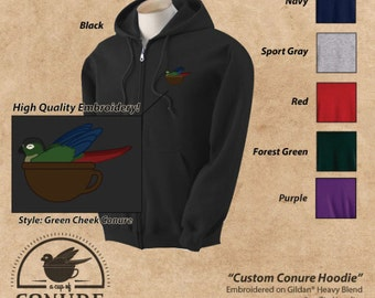 Conure Hoodie - Customizeable!