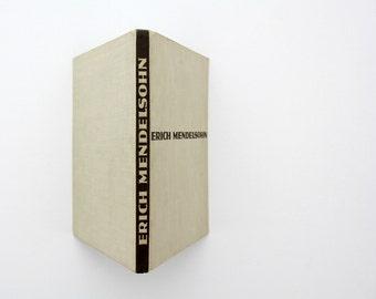 Vintage Book // Erich Mendelsohn, Das Gesamtschaffen der Architekten