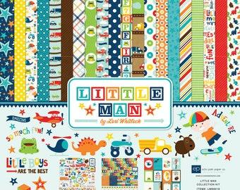 Echo Park Little Man Collection Kit