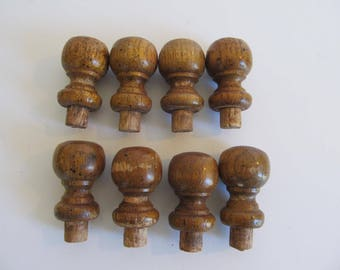 Wood Finials, Wooden Finials, Finials, Wood Shapes, Architectual Salvage, Wood Salvage, Architectural Shapes, Furniture Pieces, Woodworking