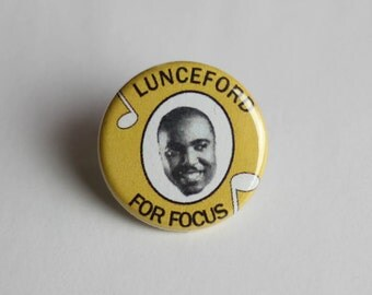 Band leader campaign buttons