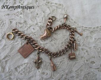 Vintage novelty bracelet