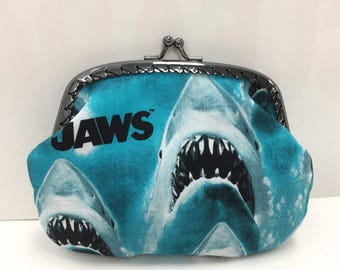 Large Jaws Coin Purse