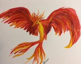 Phoenix Flying High