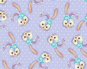 sweet  little animals 4 fabric