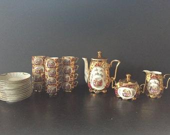 Angelica Kauffman espresso set