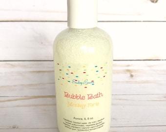 Bubble Bath -Monkey FARTS bubble bath, kids bubble bath, kids gift, sls free bubble bath, detergent free bubble bath, slsa free bubble bath