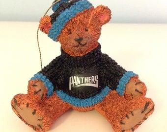 Carolina Panthers Letterman Jacket