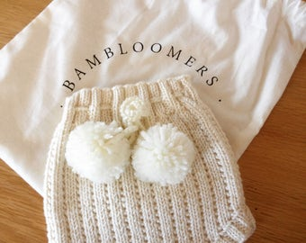 Bloomers in 'Whipped Cream' Sz 0