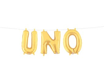 Uno Birthday, Fiesta First Birthday, Uno Balloons, Fiesta Birthday Party , Uno Birthday Sign