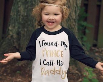 Daddy's girl Shirt - Daddys Girl Raglan -Papa's Girl - Daddy's Girl - Daddy's Gril Tee - Baby Girl - Toddler Girl
