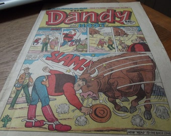 Dandy comic March 7th 1987