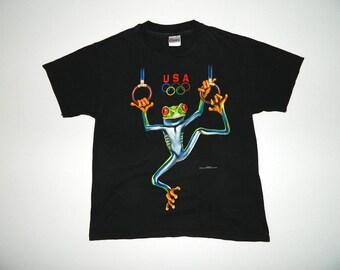 Vintage USA Olympic Tshirt-