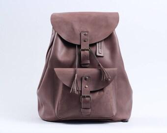 Charlotte II Backpack (Lilac)