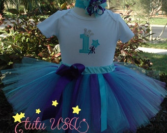 1st Birthday Girl Outfit,One Year Old Girl Birthday Outfit,1 Year Old Birthday Girl,Baby Girl 1st Birthday Outfit,1st Birthday Girl