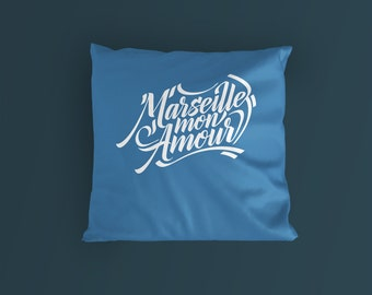 Cushion MARSEILLE LOVE Cushion