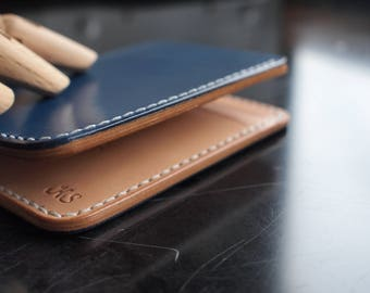 Personalized Handmade Genuine Leather Wallet