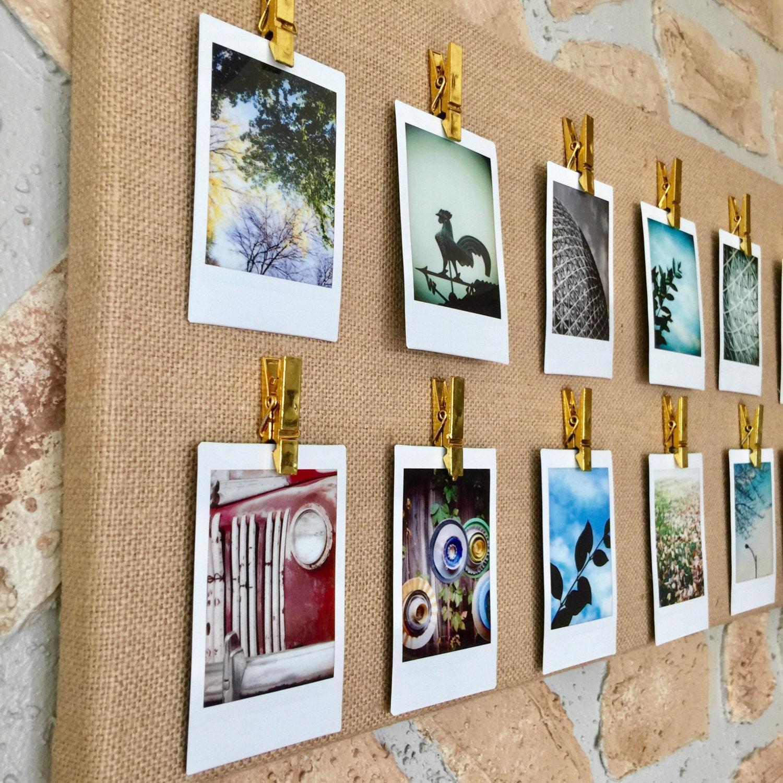 Instant Photo Display Instax Mini Display Canvas