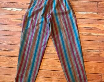 Vintage 70s Stripe Pants