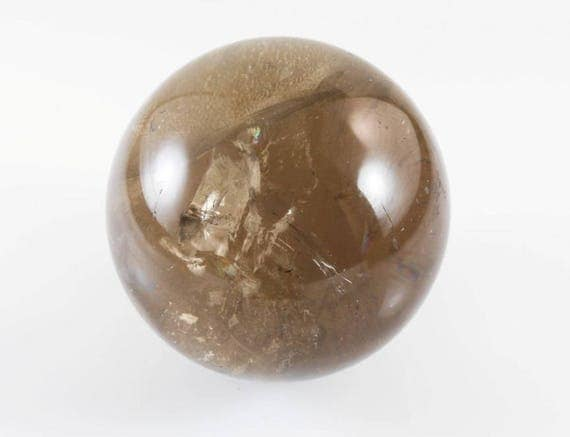 Smoky Quartz Sphere, M-678
