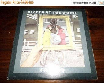 Save 30% Today Vintage 1980 LP Record Asleep at the Wheel Framed Very Good Condition MCA Records 5131