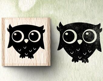 Stamp OWL Heli X 2,0 x 2,0 cm