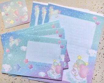 Little twin star Letter sets