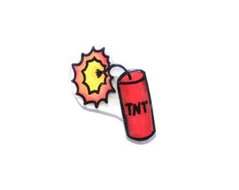 TNT Pin