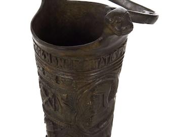 Bronze Roman Vessel Bucket
