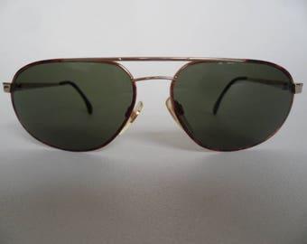 Menrad Vintage men metal framed sunglasses,sunglasses,seventies eyewear,eye fashion for men,summer outfit,pilot men sunglasses