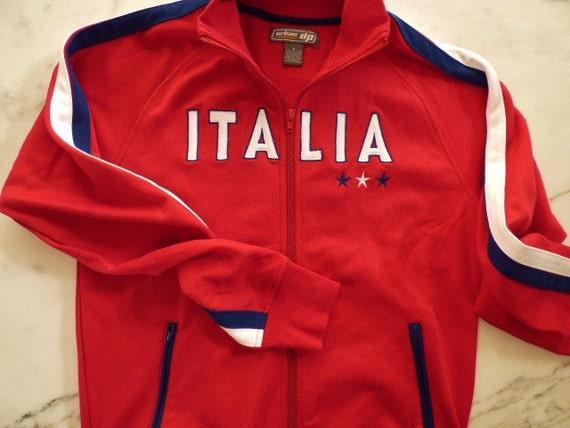 Vintage Italia Jacket Soccer Jacket