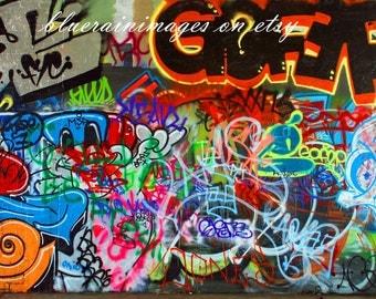 Graffiti Art, Urban Art, Street Art, Urban Photography