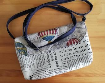 Hotair balloon sling bag