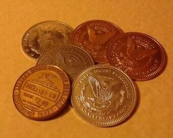 Readers digest tokens