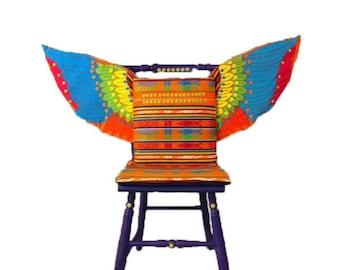 Ecuadorian Wing Chair