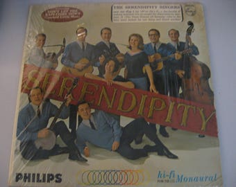 The Serendipity Singers - Serendipity - Circa 1964