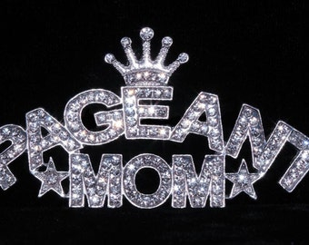 Style # 16268 - Pageant Mom Pin